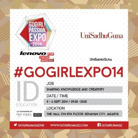 Gogirl! Presents : GOGIRL! PASSION EXPO 2014